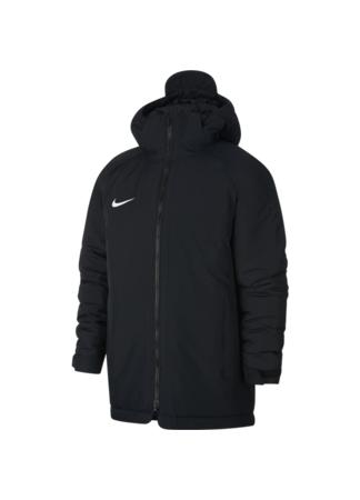 Nike Kids' Nike Dry Academy18 Football Jacket (BLACK/BLACK/WHITE)