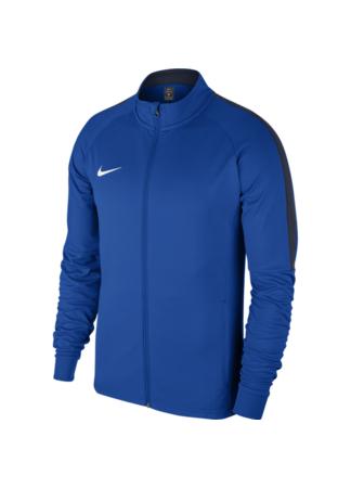 Nike Men's Nike Dry Academy18 Football Jacket (ROYAL BLUE/OBSIDIAN/WHITE)
