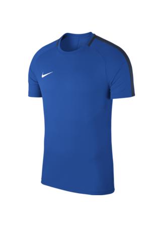 Nike Men's Nike Dry Academy 18 Football Top (ROYAL BLUE/OBSIDIAN/WHITE)