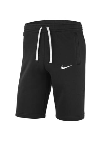 Nike M SHORT FLC TM CLUB19 (BLACK/BLACK/WHITE/WHITE)