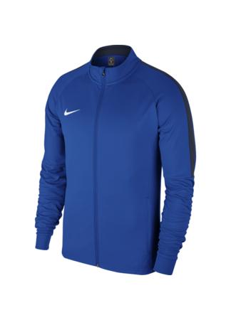Nike Kids' Nike Dry Academy18 Football Jacket (ROYAL BLUE/OBSIDIAN/WHITE)