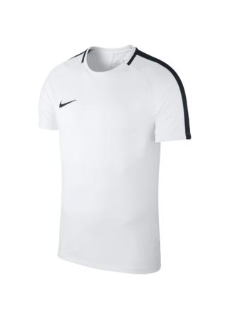 Nike Kids' Nike Dry Academy 18 Football Top (WHITE/BLACK/BLACK)