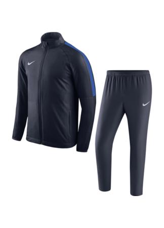 Nike Men's Nike Dry Academy 18 Football Tracksuit (OBSIDIAN/OBSIDIAN/ROYAL BLUE/WHITE)