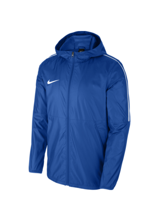 Nike Men's Nike Dry Park18 Football Jacket (ROYAL BLUE/WHITE/WHITE)