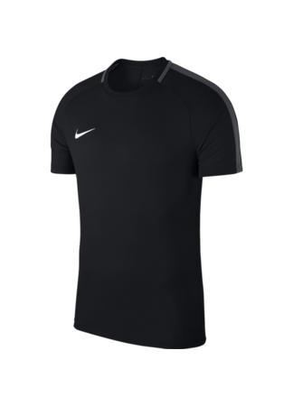 Nike Men's Nike Dry Academy 18 Football Top (BLACK/ANTHRACITE/WHITE)