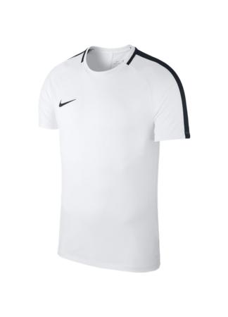 Nike Men's Nike Dry Academy 18 Football Top (WHITE/BLACK/BLACK)