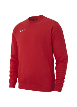 Nike M CRW FLC TM CLUB19 (UNIVERSITY RED/WHITE)